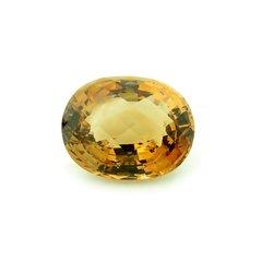 Golden Topaz unmounted 43 carats