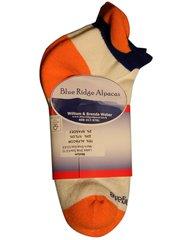 Blue Ridge Alpaca - Ausangate Alpaca Socks Pull-tab Ankle Socks