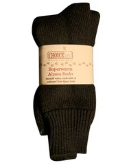 Blue Ridge Alpaca - Choice Alpaca Footwear - Superwarm Alpaca Socks