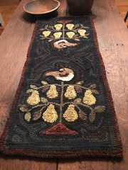 A Partridge in a Pear Tree Runner