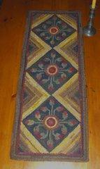 Coverlet Table Runner Pattern