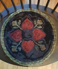 Four Hearts Chair Pad Kit