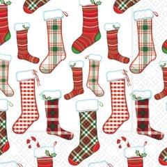 X-mas Christmas Stocking