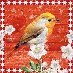 X-mas Bird on a Xmas Day