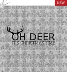 X-mas Oh Deer Silver