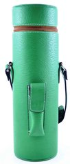 GREEN ENCLAVE FAUX LEATHER COLLECTION