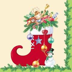 X-mas Santa's Boot