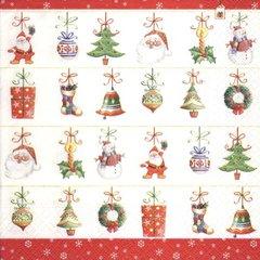 X-mas - Hanging Ornaments