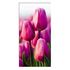 """Servietten, 3-lagig """"Design Edition"""" 1/8-Falz 33 cm x 33 cm """"Pink Flowers"""""""