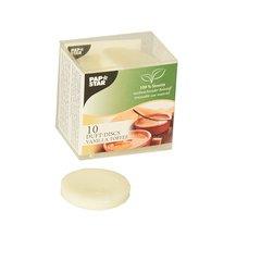 Fragrance discs, Stearin Ø 35 mm · 5 mm cream - Vanilla Toffee