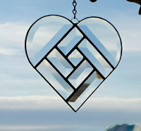Beveled Heart