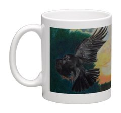 Peaceful Paradigm Print Collectible Mug