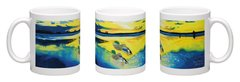 Just Ducky Print Collectible Mug