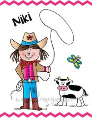 Niki Card
