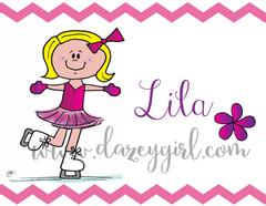 Lila Card