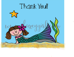Thank You! Karyn Card