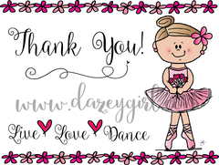 Thank You! Natalie Card