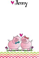 Pig Notepad