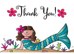 Thank You! Mermaid