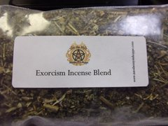 Exorcism Incense Blend