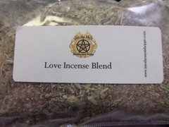 Love Incense Blend