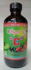 """Super Vitamina """"C"""" en Líquido (8 FL OZ)"""