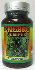 Enebro Juniper (150 cápsulas)