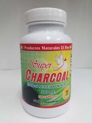 Super Charcoal o Carbon Activado