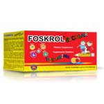 Foskrol Escolar (10 botellas bebibles) 15 ml