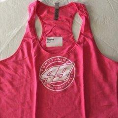 Pink 49 Tank Top