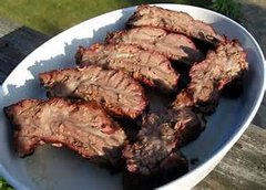 BBQ Beef Ribs Average 2.50 lb per Package