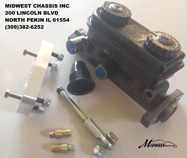 93 02 F Body Manual Brake Master Cylinder Kit 4th Gen
