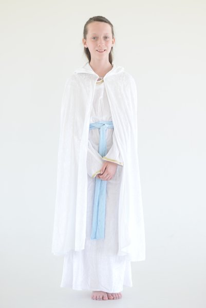 Our Lady of Lourdes Costume for Girls