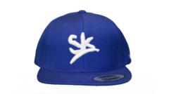SK Blue Snapback