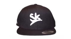 SK Black Snapback