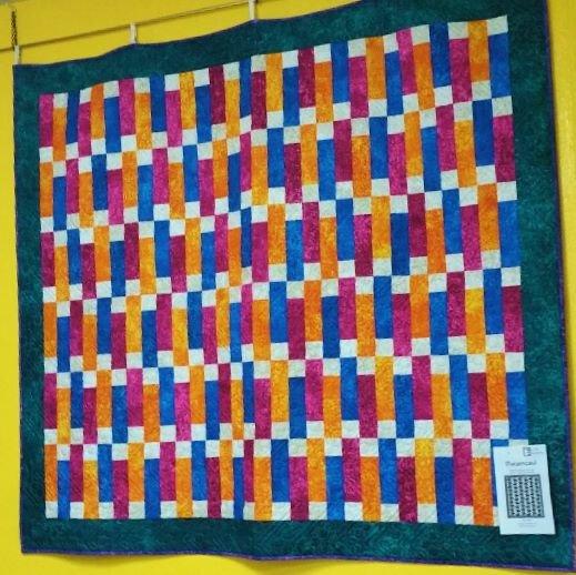 Balanced 5 Yard Quilt Pattern by A-OK Patterns | Helios Stitches N ... : 5 yard quilt patterns - Adamdwight.com