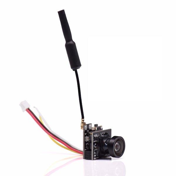 FPV Micro AIO Camera 5.8G 40ch. 25mW VTX W/OSD