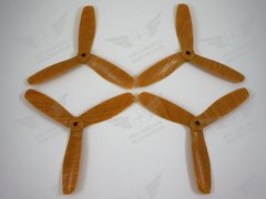 DALPROP T5045 V2 Propeller Wood Grain