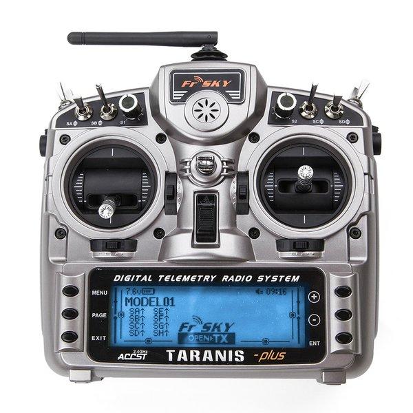 FrSKY-TARANIS X9D PLUS Transmitter (Mode 2) No Receiver w/free shipping