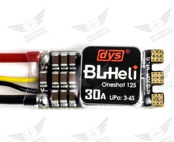 DYS XMS30A ESC solder version