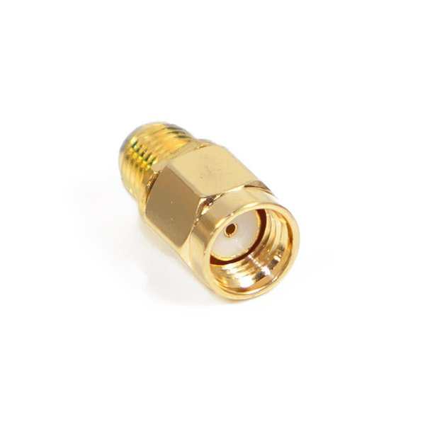 RF RP-SMA Male to SMA Female Adapter