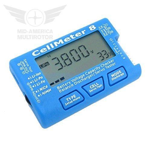 CellMeter 8 Multifunctional Tester