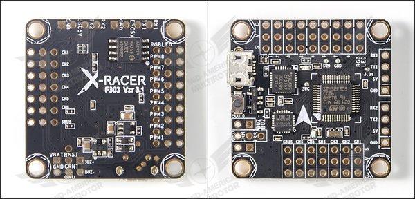 X-Racer F303 V3.1 Flight Controller