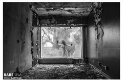 "Brian Cattelle, Photograph, St.Marie Hospital 07 | St. Marie MT,  24"" x 36"""