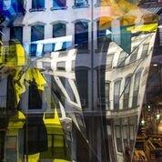 """Elle Schorr, Regatta in Noho, Photography, 48"""" x 32 """""""