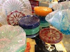 Kicking Glass by Sheree, Coasters
