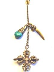 Bohemia Abi Turquoise Necklace