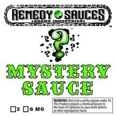 Mystery Sauce