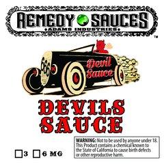 Devils Sauce