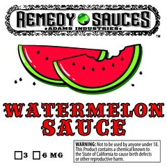 Watermelon Sauce
